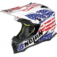 Capacete nolan n53 rodeo air