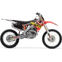 Kit grÁfico geico powersports honda crf450 09-12 one